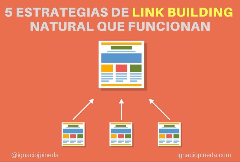Estrategias de Link Building natural
