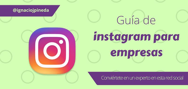 Guia de instagram para empresas