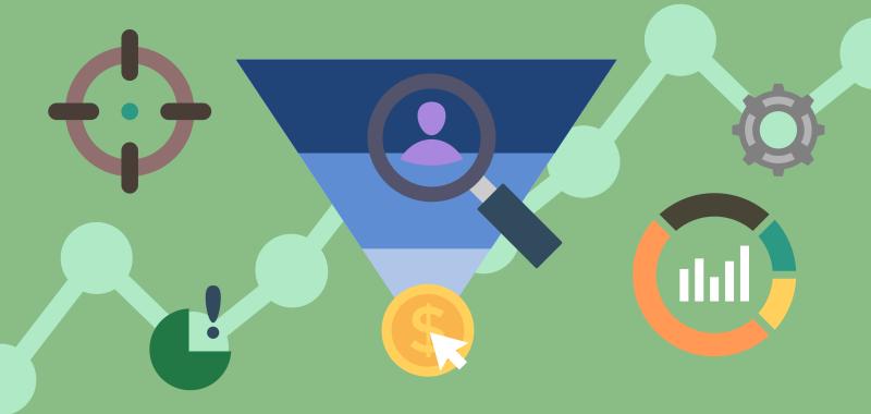 Configurar un embudo de conversión en Google Analytics